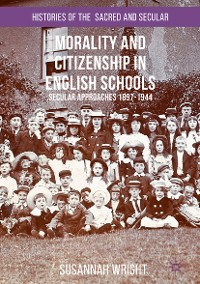 Cover Morality and Citizenship in English Schools