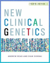 Cover New Clinical Genetics, fourth edition