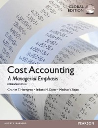 Cover Cost Accounting, Global Edition