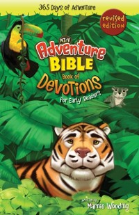 Cover Adventure Bible Book of Devotions for Early Readers, NIrV