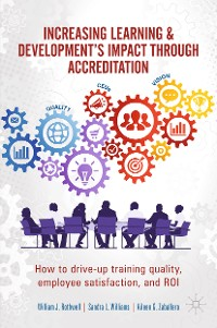 Cover Increasing Learning & Development's Impact through Accreditation