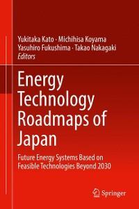 Cover Energy Technology Roadmaps of Japan