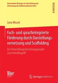 Cover Fach- und sprachintegrierte Förderung durch Darstellungsvernetzung und Scaffolding