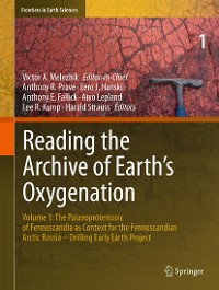 Cover Reading the Archive of Earth's Oxygenation