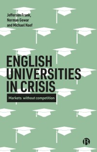 Cover English Universities in Crisis