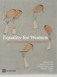Cover Equality for Women