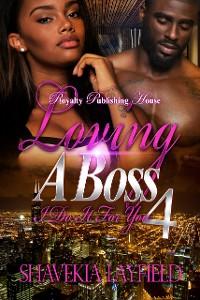 Cover Loving A Boss 4