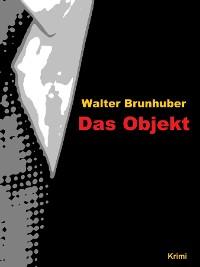 Cover Das Objekt
