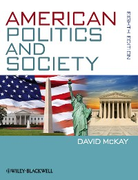 Cover American Politics and Society