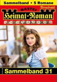 Cover Heimat-Roman Treueband 31