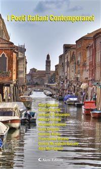 Cover I Poeti Italiani Contemporanei