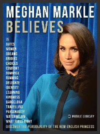 Cover Meghan Markle Believes - Meghan Quotes And Believes