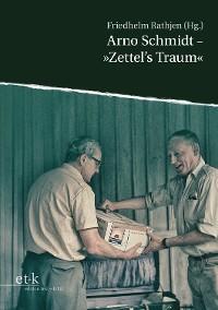 """Cover Arno Schmidt - """"Zettel's Traum"""""""