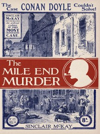 Cover The Mile End Murder