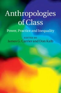 Cover Anthropologies of Class