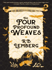 Cover The Four Profound Weaves