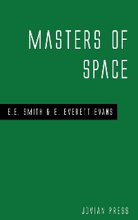 Cover Masters of Space