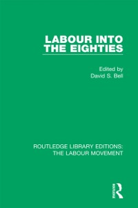 Cover Labour into the Eighties