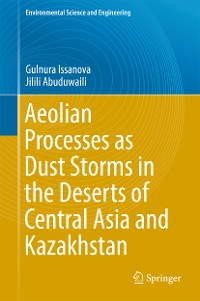 Cover Aeolian Processes as Dust Storms in the Deserts of Central Asia and Kazakhstan