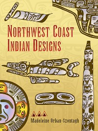 Cover Northwest Coast Indian Designs