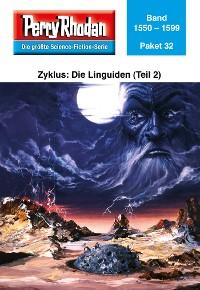 Cover Perry Rhodan-Paket 32: Die Linguiden (Teil 2)