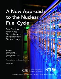 Cover A New Approach to the Nuclear Fuel Cycle