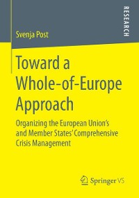 Cover Toward a Whole-of-Europe Approach