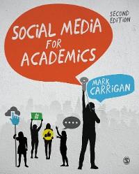 Cover Social Media for Academics