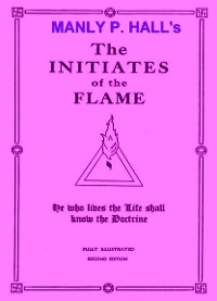 Cover The Initiates of the Flame