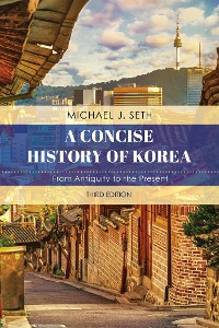 Cover A Concise History of Korea