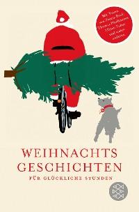 Cover Weihnachtsgeschichten für glückliche Stunden