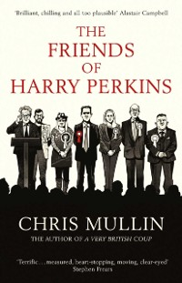 Cover Friends of Harry Perkins