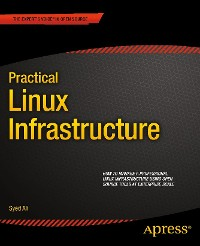 Cover Practical Linux Infrastructure