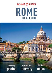 Cover Insight Guides Pocket Rome (Travel Guide eBook)