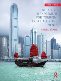 Cover Strategic Management for Tourism, Hospitality and Events