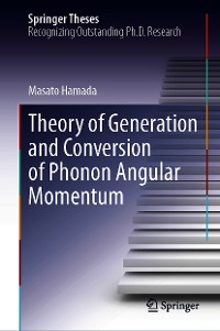 Cover Theory of Generation and Conversion of Phonon Angular Momentum