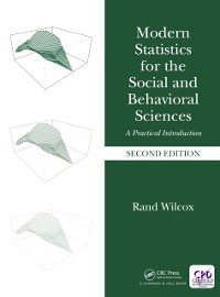 Cover Modern Statistics for the Social and Behavioral Sciences