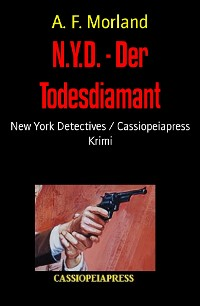Cover N.Y.D. - Der Todesdiamant
