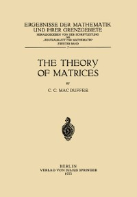 Cover Theory of Matrices
