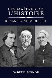 Cover Les maîtres de l'histoire