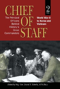 Cover Chief of Staff, Vol. 2