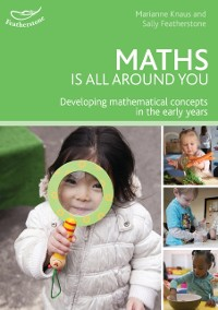 Cover Maths is all Around You