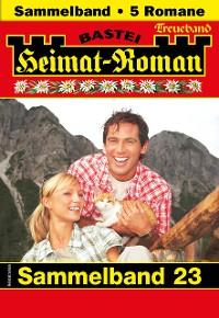 Cover Heimat-Roman Treueband 23 - Sammelband