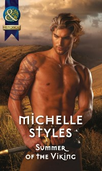 Cover Summer Of The Viking (Mills & Boon Historical)