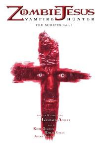 Cover Zombie Jesus Vampire Hunter