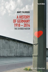 Cover A History of Germany 1918 - 2014