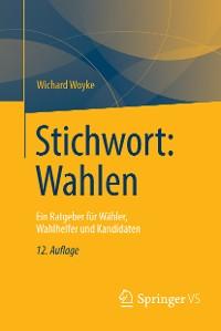 Cover Stichwort: Wahlen