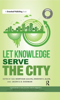 Cover Sustainable Solutions: Let Knowledge Serve the City