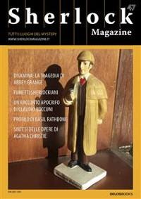 Cover Sherlock Magazine 47