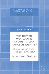 Cover The British World and an Australian National Identity